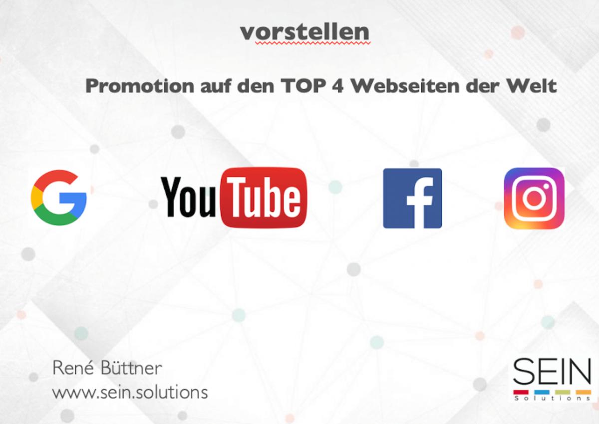SEIN Unternehmernetzwerk Berlin - Vorstellen der Partner