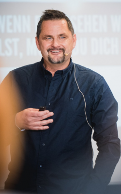 Rene Büttner Vortrag Videomarketing Digitale Sichtbarkeit Berlin